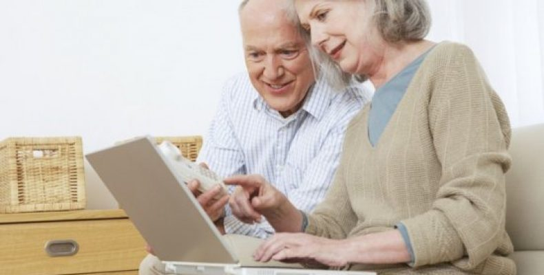 Пенсионеры РФ все чаще становятся юзерами