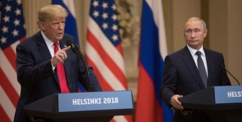 Путин игнорирует Трампа на G20