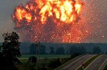 На сгоревших украинских складах уничтожено больше вооружения, чем за годы войны