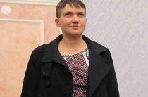 Савченко захотела швырнуть в лицо Порошенко звезду Героя Украины
