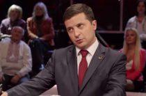 Зеленский лидирует в президентской гонке во всех рейтингах