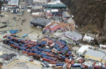 Ураган «Мария» обещает быть разрушительнее «Ирмы»