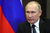 Президент России Путин приказал вывести войска из Сирии