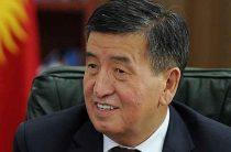 Новый президент Кыргызстана займет кресло к новому году