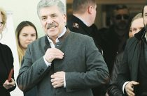 Грудинин оставил усы, проиграв спор Дудю: КПРФ играет жалкую роль