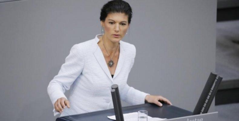 Германия хочет скинуть ярмо антироссийских санкций