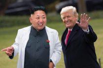 Трамп признался в особых отношениях с Ким Чен Ыном