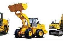 Преимущества спецтехники для строительных работ