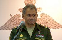 Шойгу доложил о ликвидации лидеров ИГИЛ