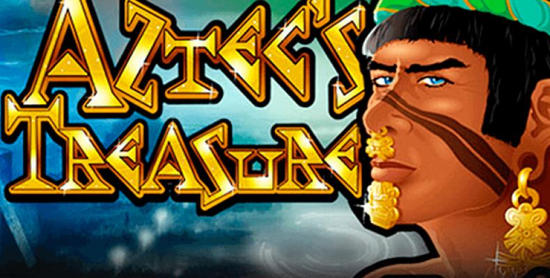 Aztec Treasure – игровой онлайн-слот от Novomatic
