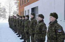 Эстонские военные взбунтовались против навязываемой песни об убийстве русских