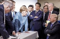 Капризуля Трамп: президент США устроил скандал на саммите G7