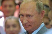 Поездка Путина на свадьбу навеяла грусть на Киев