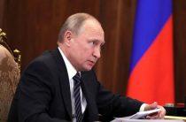 Путин и Порошенко поговорили по телефону о заключенных