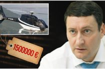 В Госдуме заинтересовались, откуда у чиновника вертолет за 1,5 млн евро