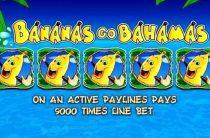 Тропическое удовольствие от игры «Bananas go Bahamas»