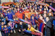 Официальный Фан клуб ФК Барселона. Как стать членом клуба?