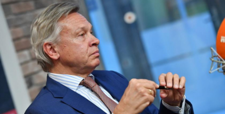 Пушков указал на завлекающих Минск в «игры против России»