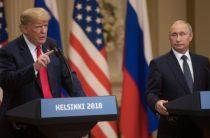 Трамп пожаловался на помешанных противников его встречи с Путиным