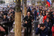 Холостой выстрел Навального: почему провалились протесты 7 октября
