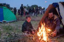 Германия захотела отправить беженцев в Крым
