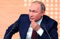 На Украине взбесились из-за эфира с Путиным