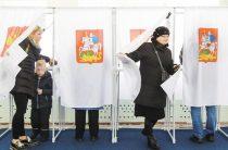 Выберу самого красивого: как голосовали на одном из московских участков