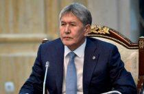 Экс-президент Киргизии сдался властям
