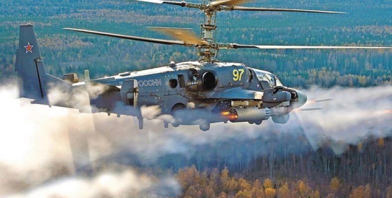 Командующий Южным военным округом рассказал о вооружениях в Крыму