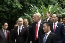 Трамп запутался в вопросе вмешательства России в выборы
