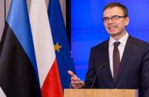 Эстонский министр собрался говорить с Москвой с позиции силы