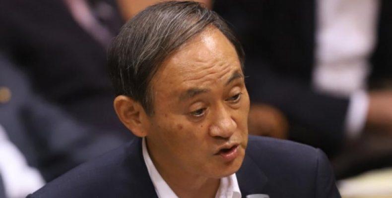 Япония протестует из-за размещения истребителей у своей границы