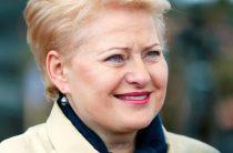 Президент Литвы рассказала о «списке требований», полученном от Путина