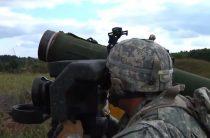 США одобрили поставку на Украину «убийц танков» Javelin