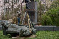 Чехов засудят за снос памятника советскому маршалу