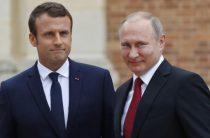Обсудили Белоруссию: Макрон позвонил Путину