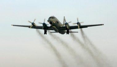 Россия получила данные о сбитом Ил-20