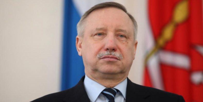 Беглов напомнил о необходимости всем учиться вежливости и демократии