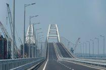 В Раде поблагодарили Бога за «украинский» Крымский мост