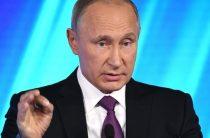 СМИ: свою неофициальную кампанию Путин построит на общении с рабочими