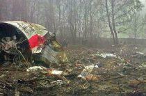В самолете Качиньского перед крушением резко поднялась температура