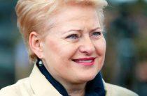 Президент Литвы поправила премьера, выступившего за нормализацию отношений с РФ