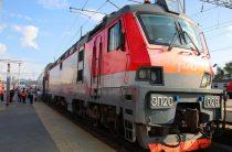 Киев обрадовался запуску российских поездов в обход Украины