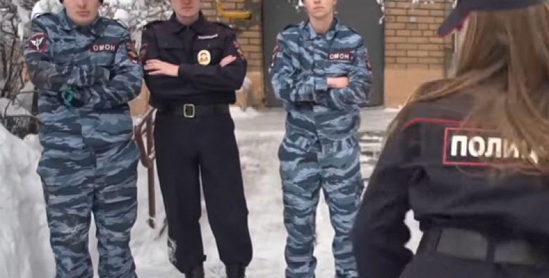 Pussy Riot опубликовали клип про «хорошего полицейского» с девятью требованиями
