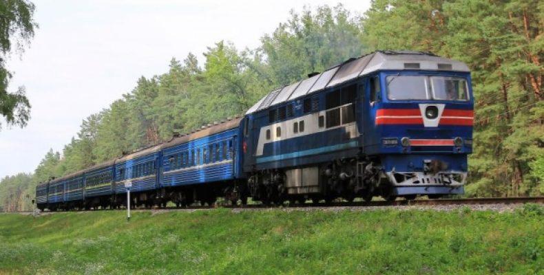 Украина закрывает железную дорогу с Россией