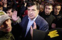 Суп на майдане Саакашвили выхлебает в одиночку
