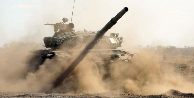 Киев обвинил Москву в передаче «крымского оружия» ополченцам Донбасса