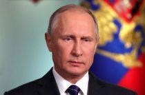 Путин закончит предвыборное турне многотысячным митингом в Крыму
