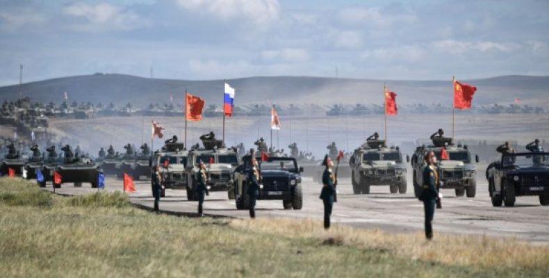 Китай и Россия одолеют США