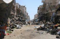 Белый дом: Россия препятствует прекращению химатак в Сирии